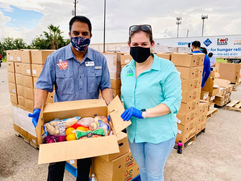 USDA Farmers to Families Food Box