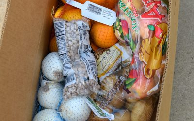 DiMare Fresh Outlines Farmers to Families Food Box Plan