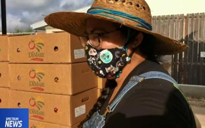 """Farm to Family"": Feeding the Needy, and Those Who Fall Through the Cracks"