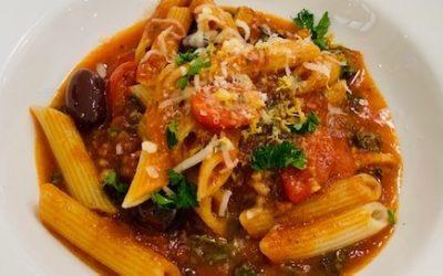 Vegetarian Puttanesca